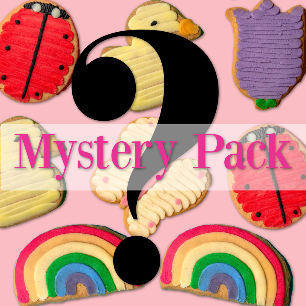 Mystery Pack Whole Wheat Shortbread Individually Wrapped