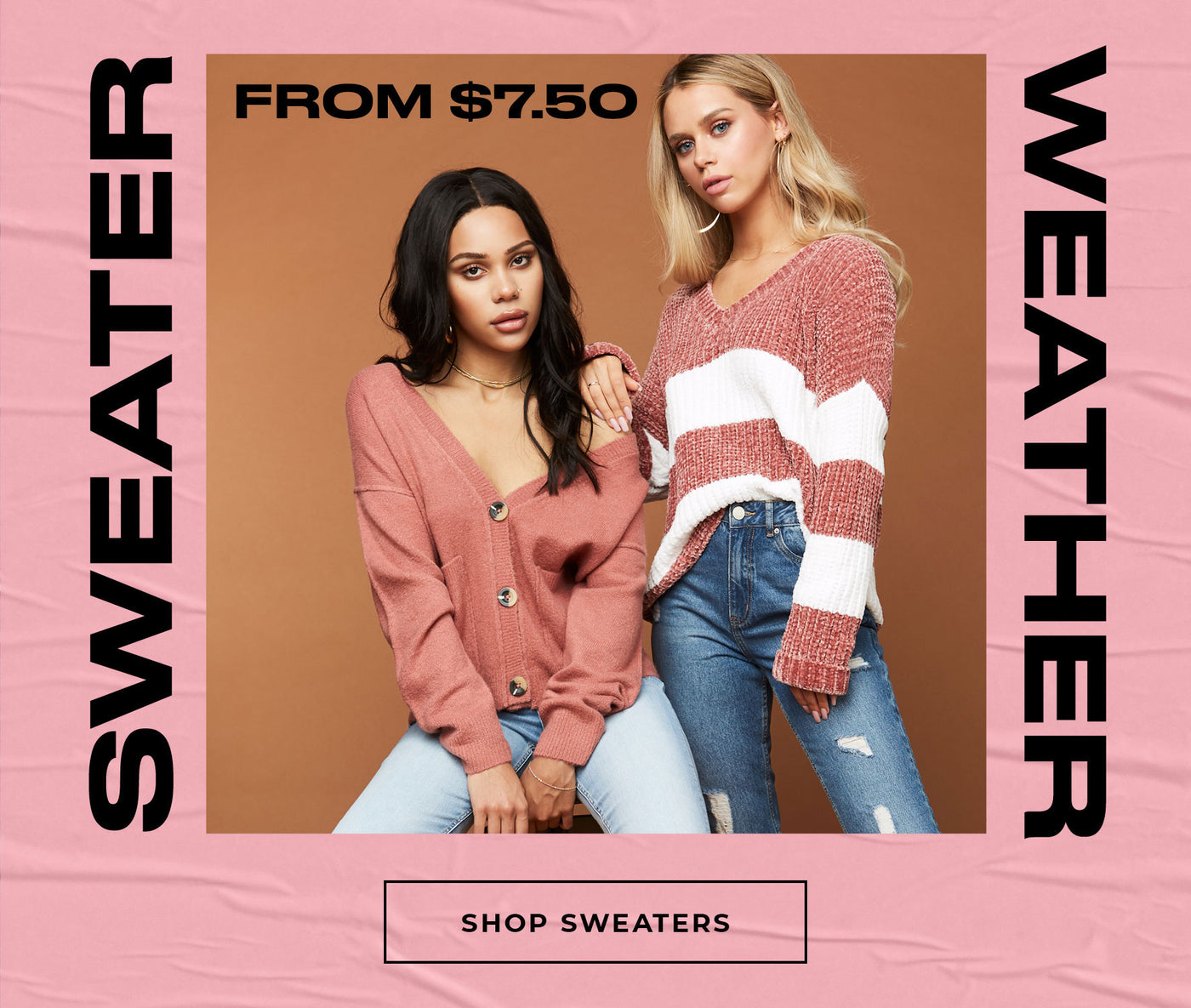 Charlotte Russe | Shop Sweaters from $7.50