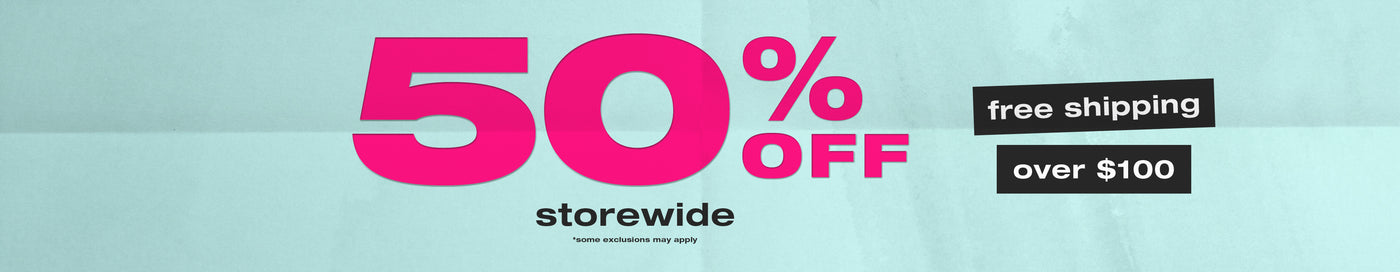 Charlotte Russe | 50% Off Storewide + Free shipping over $100