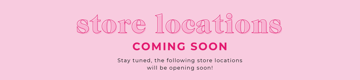 Charlotte Russe | Store Locations Coming Soon!