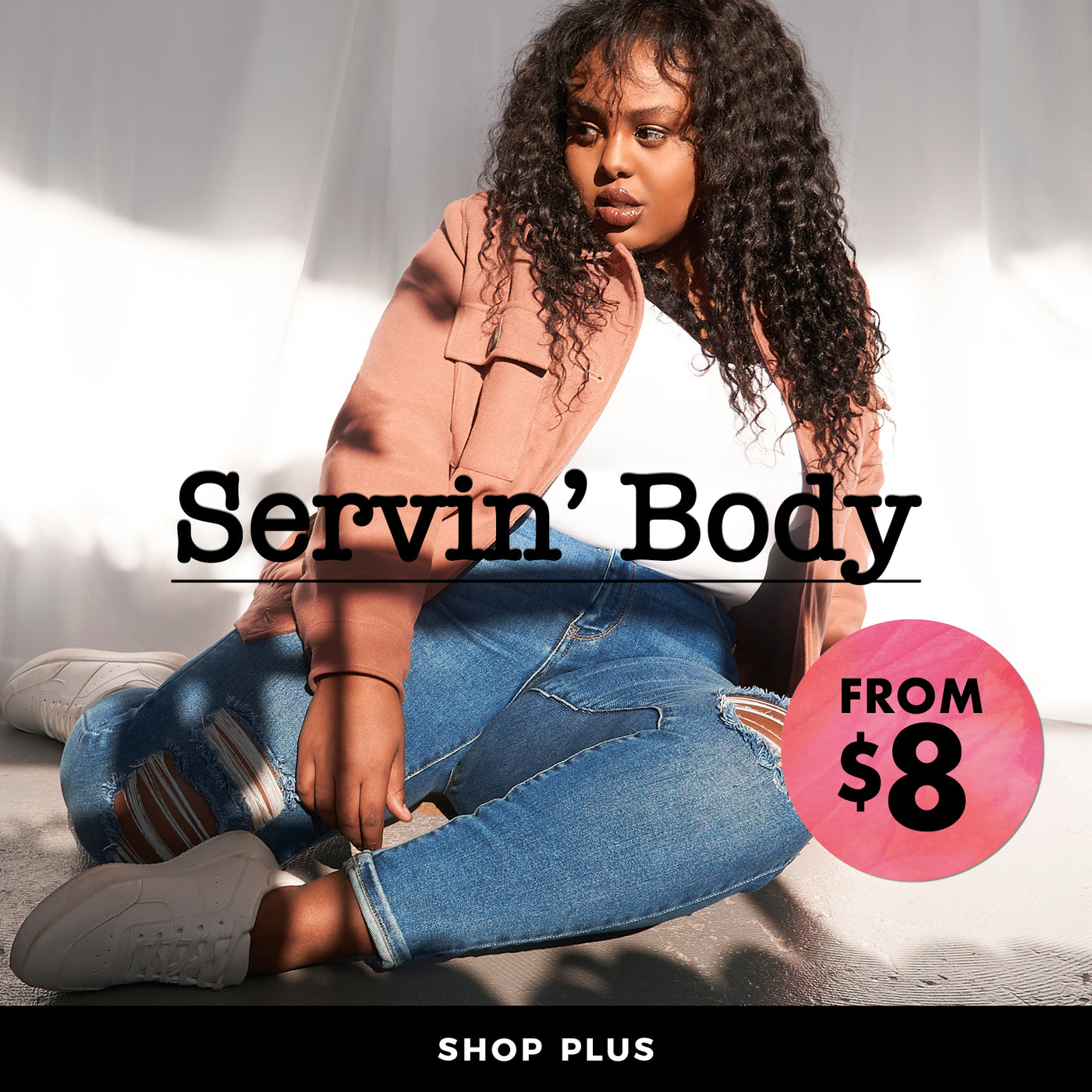 Charlotte Russe | Servin' Body - Shop Plus from $8