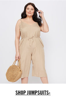 Charlotte Russe | Shop Plus Jumpsuits