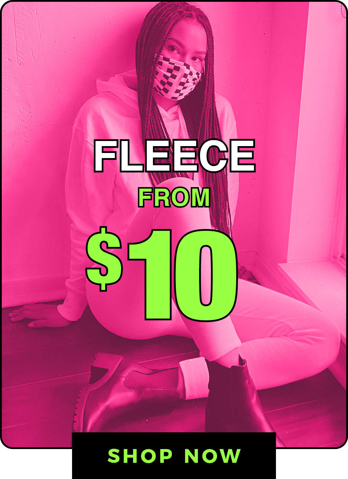 Charlotte Russe | Fleece from $10 - Shop Now