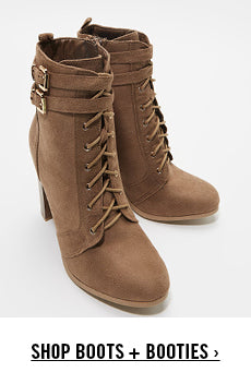 Charlotte Russe | Shop Boots + Booties