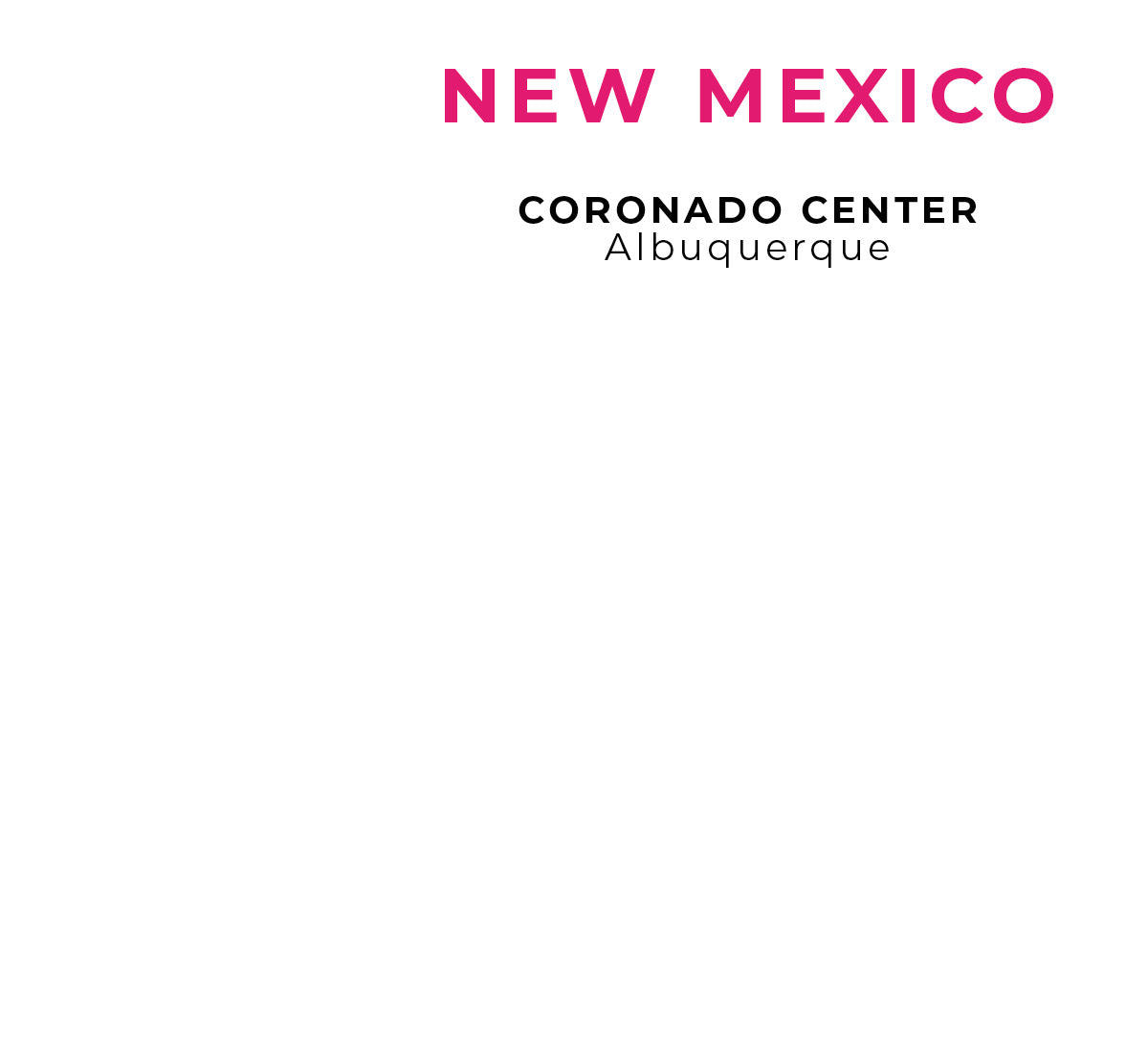 Charlotte Russe | Store Locations - New Mexico