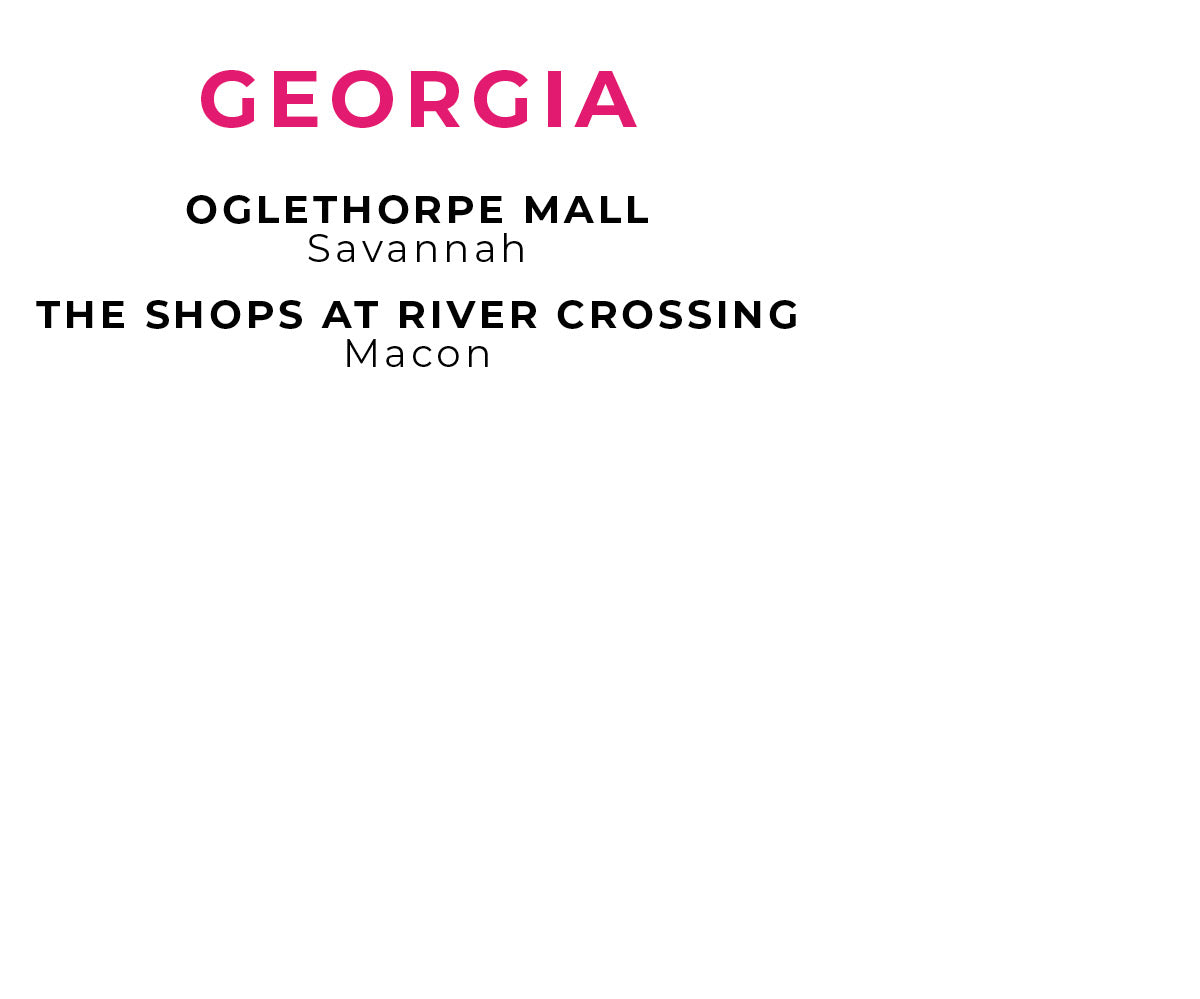 Charlotte Russe | Store Locations - Georgia