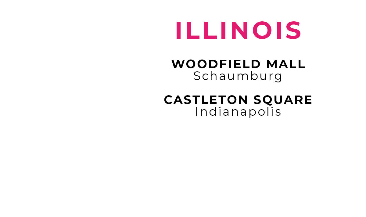 Charlotte Russe | Store Locations - Illinois