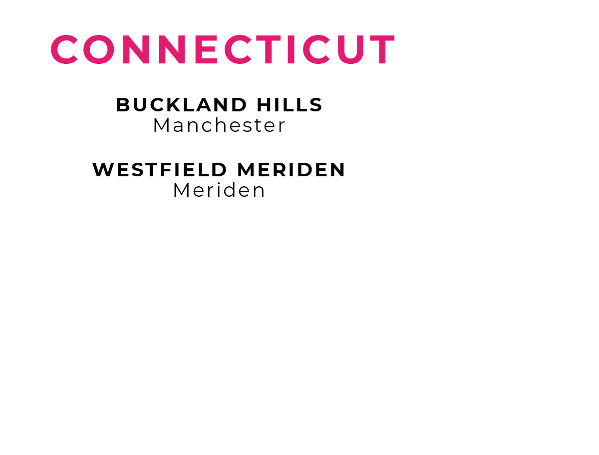 Charlotte Russe | Store Locations - Connecticut