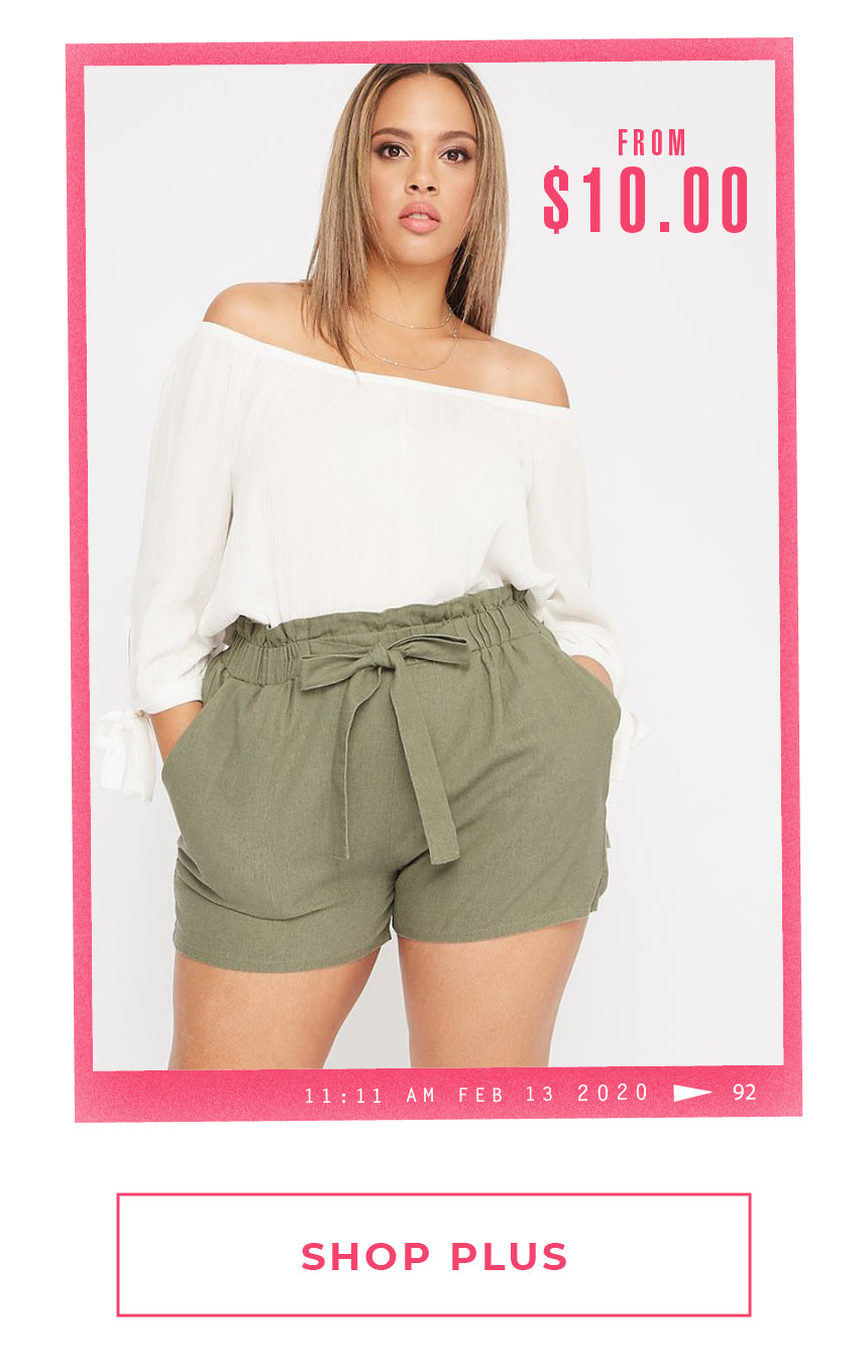 Charlotte Russe | From $10 - Shop Plus