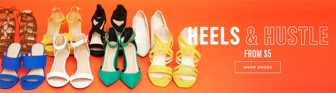Charlotte Russe | Shop Shoes from $5