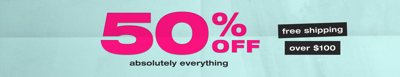 Charlotte Russe | 50% Off everything + Free shipping over $100