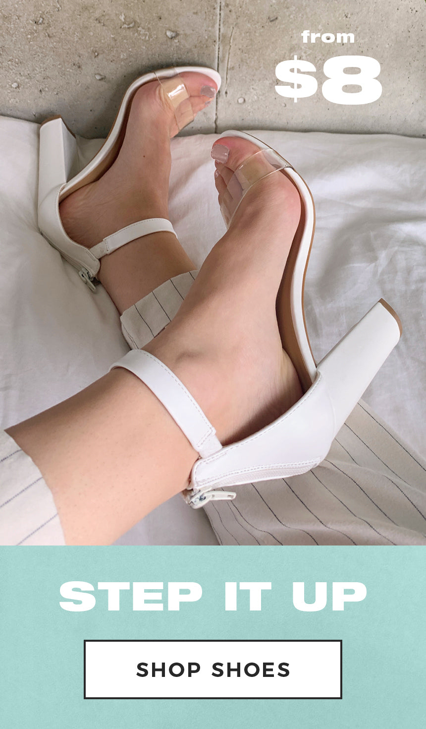 Charlotte Russe | Shoes from $8 - Shop Now