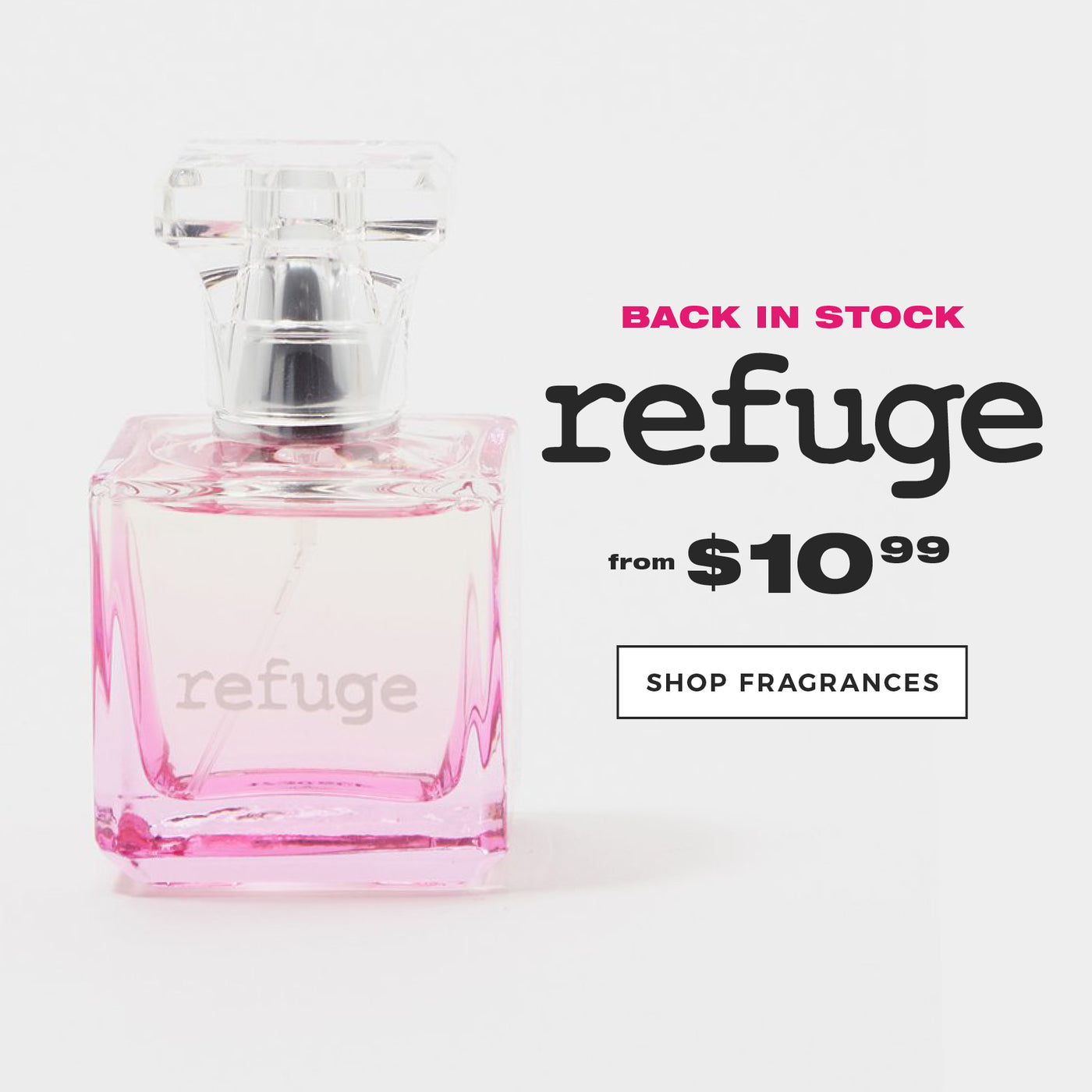 Charlotte Russe | Refuge from $10.99 - Shop Fragrances