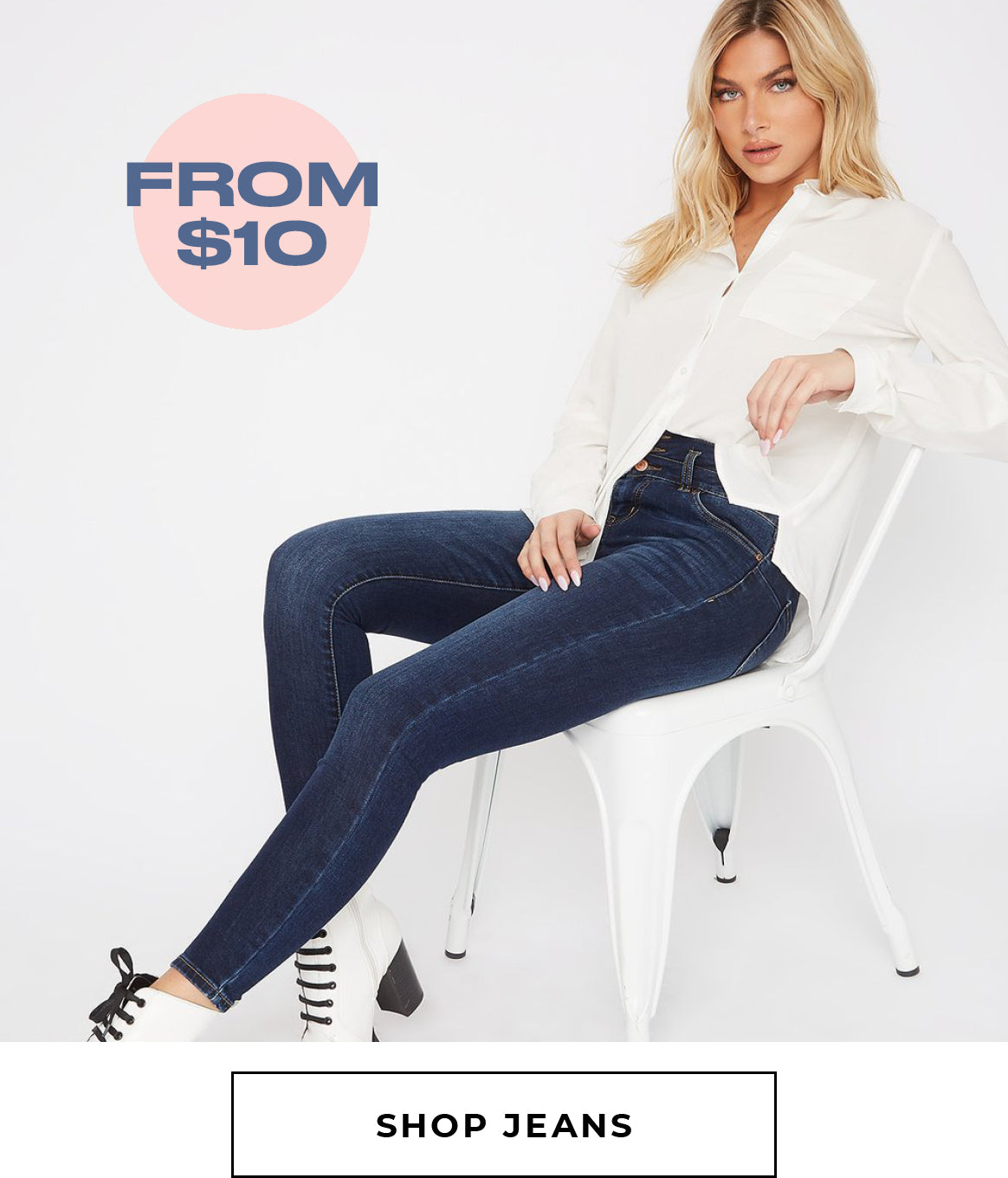 Charlotte Russe | From $10 - Shop Jeans