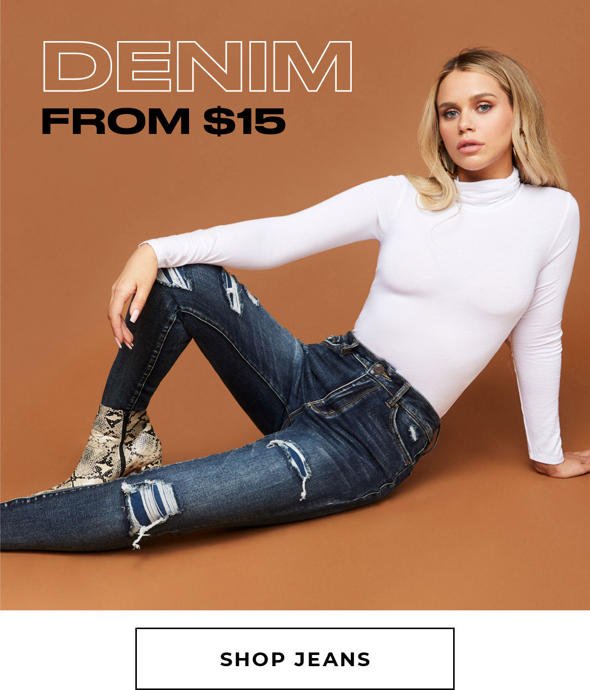 Charlotte Russe - Denim From $15 - Shop Jeans