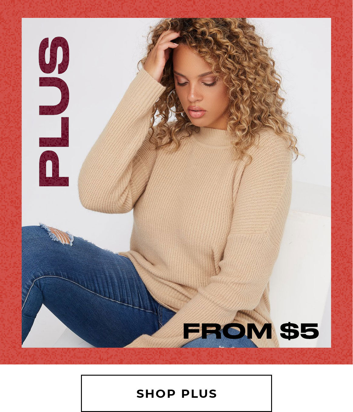 Charlotte Russe | Plus from $5 - Shop Plus