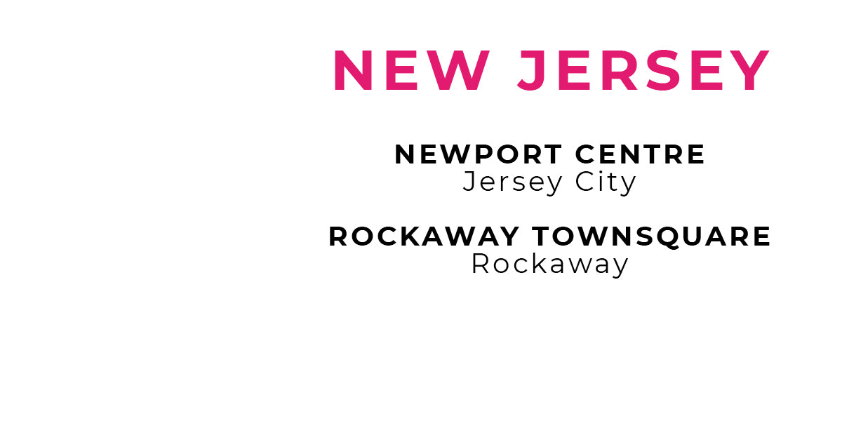 Charlotte Russe | Store Locations - New Jersey