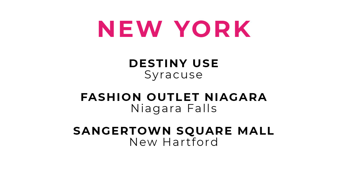Charlotte Russe | Store Locations - New York