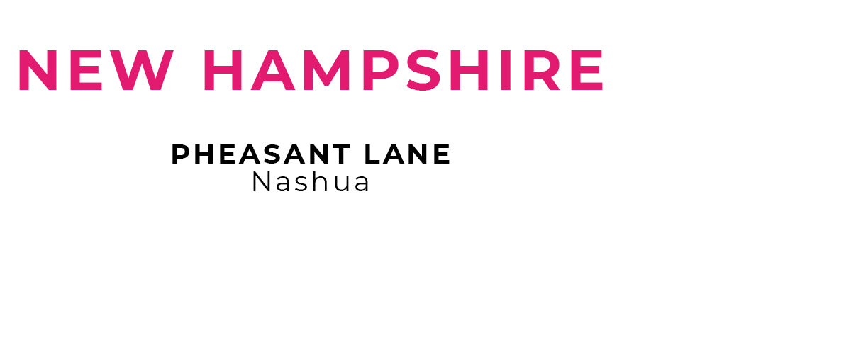 Charlotte Russe | Store Locations - New Hampshire