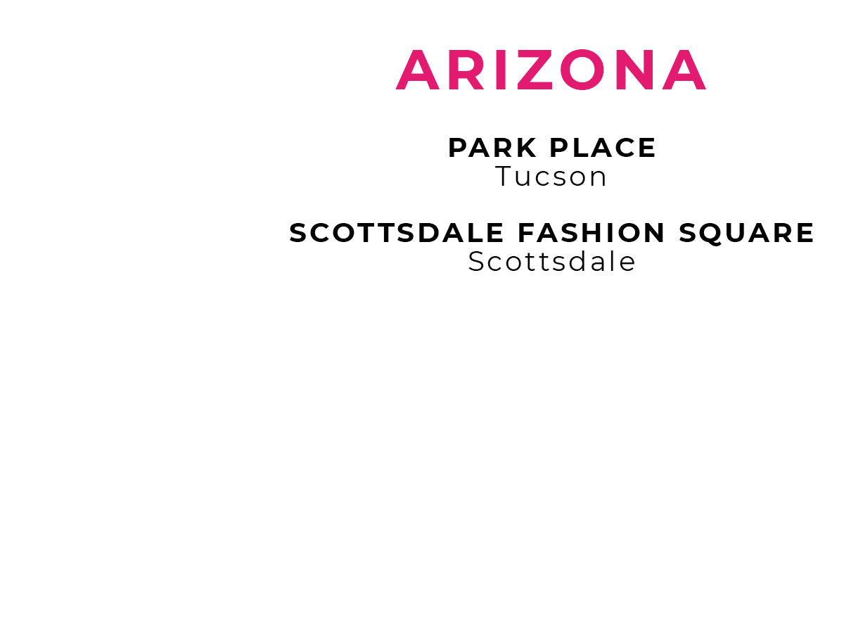 Charlotte Russe | Store Locations - Arizona