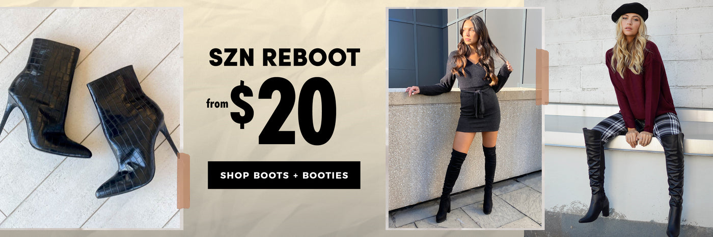 Charlotte Russe | Shop Boots & Booties