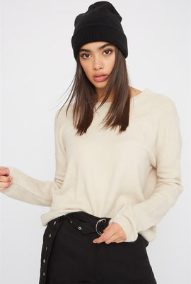 Mossy Crew Neck Sweater