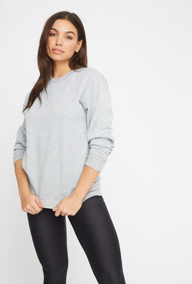 Soft Boyfriend Crewneck Sweater
