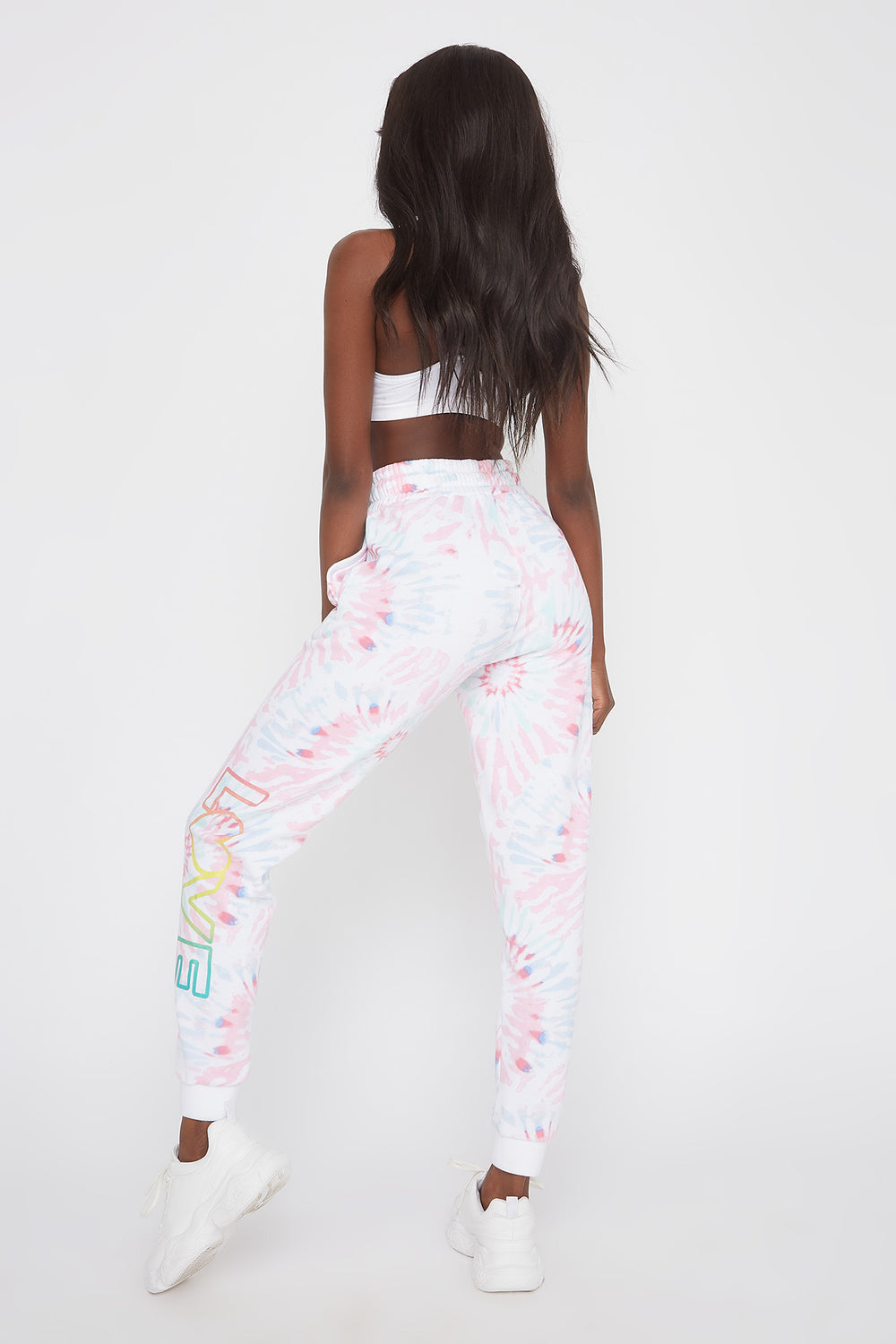 Graphic High-Rise Jogger Multi