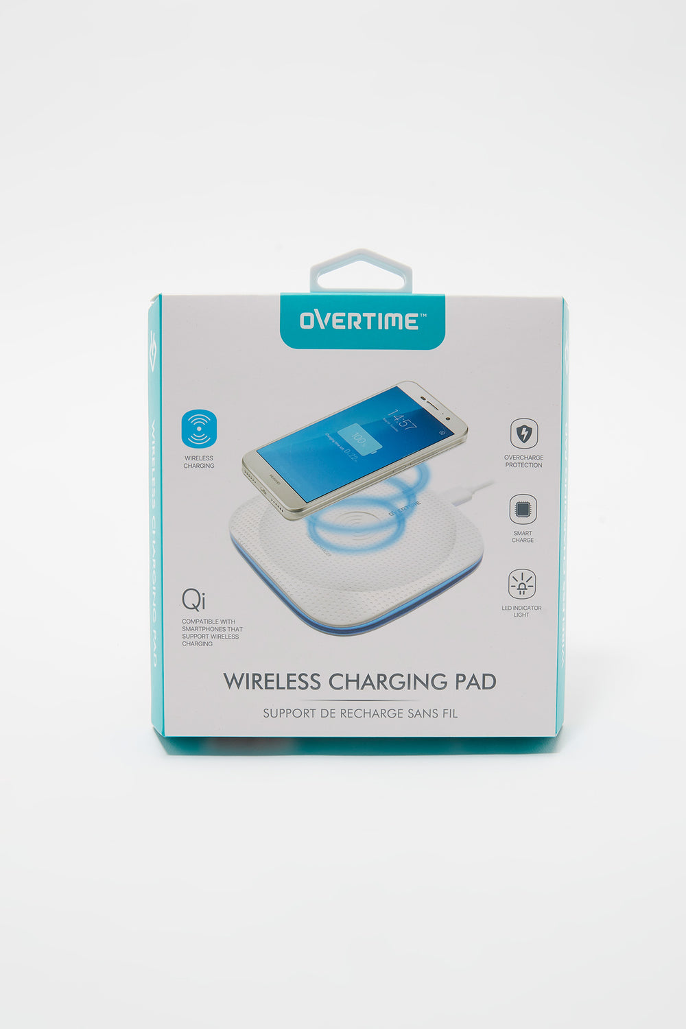 Wireless Phone Charger White