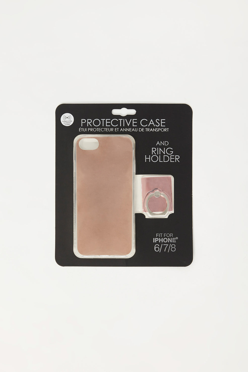 Ring Holder iPhone Case Set Bronze