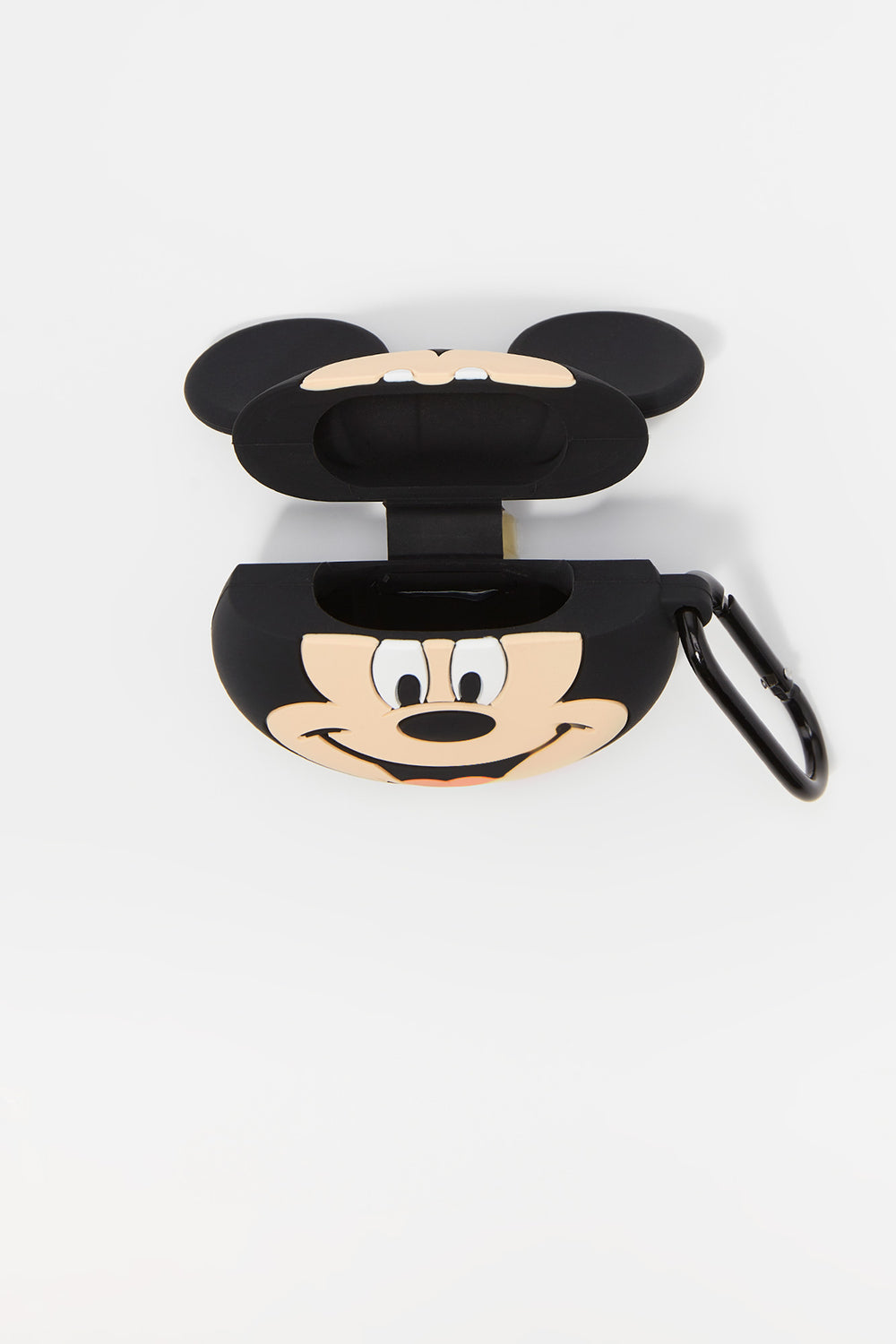 3D Character Airpod Case Black
