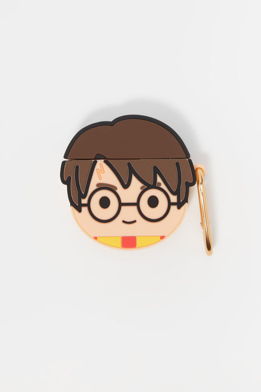 3D Character Airpod Case Brown