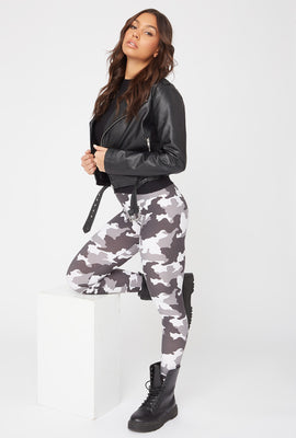 Leggings Estampados Camuflaje