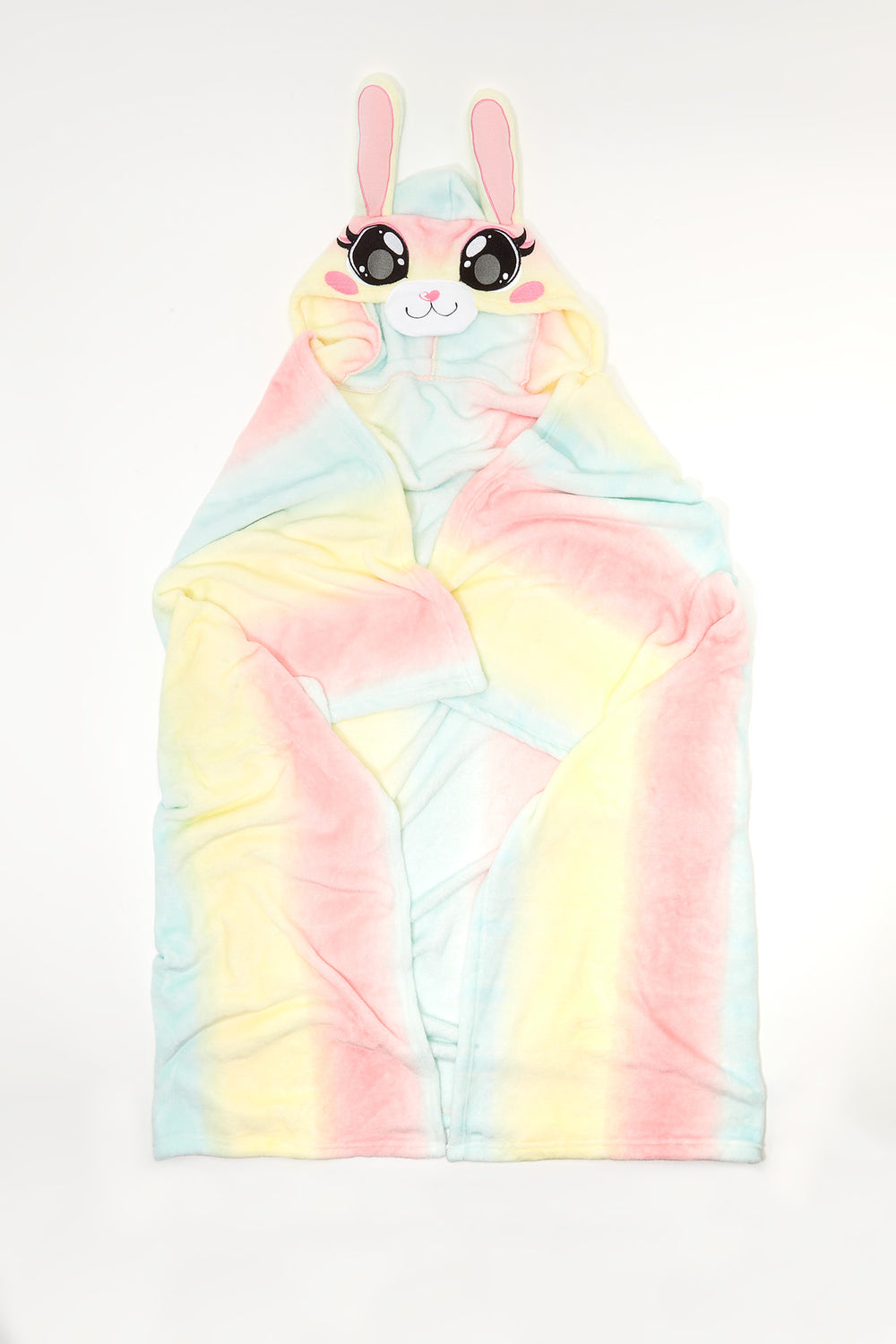 Character Hooded Blanket Assorted