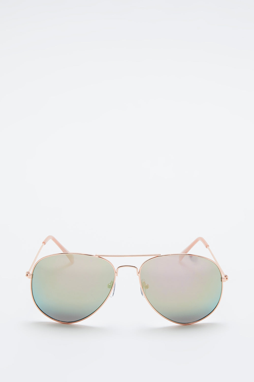 Basic Aviator Sunglasses Bronze