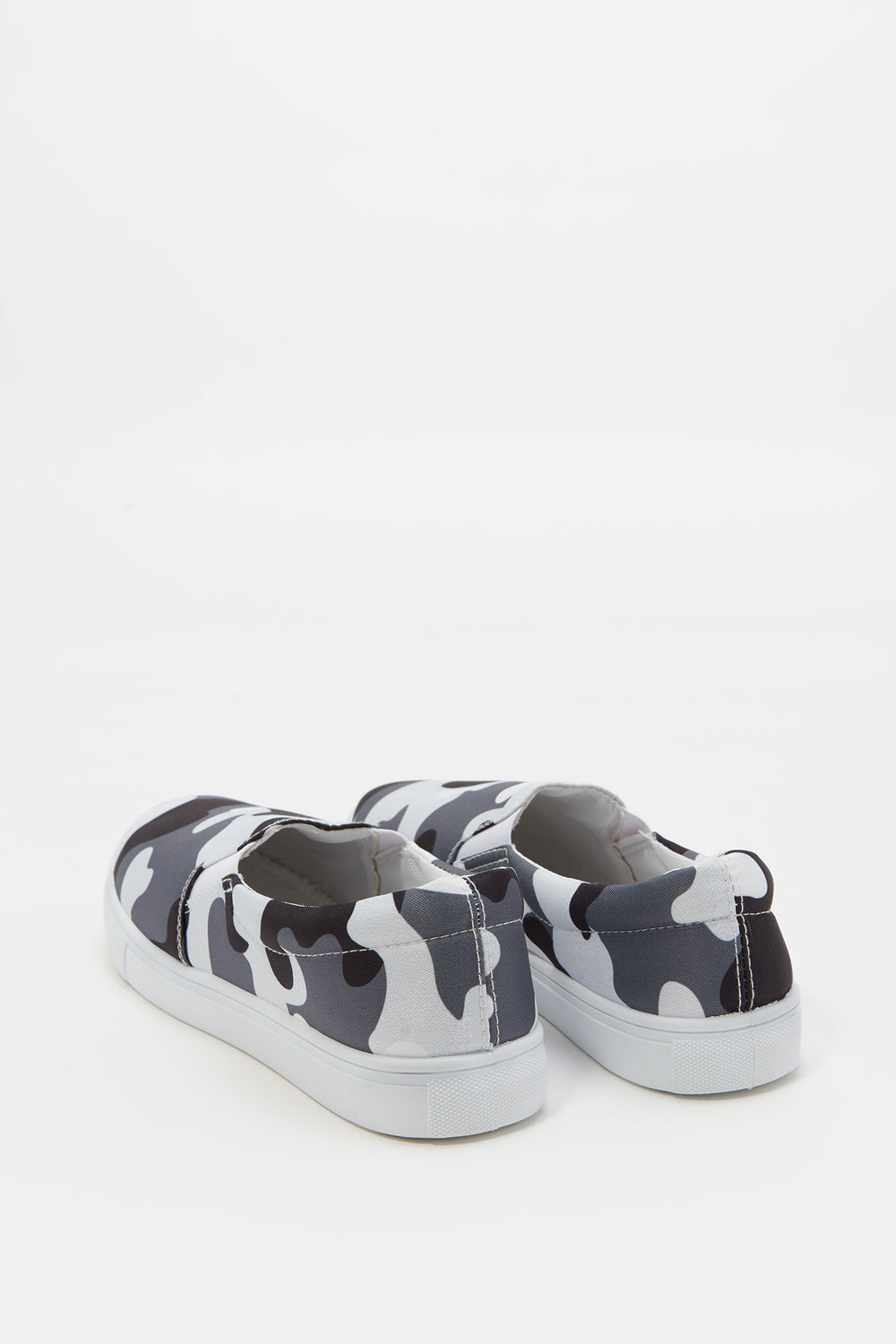 Camo Slip-On Sneaker Camouflage