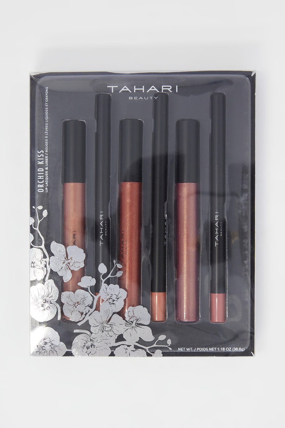 Trio Lip Gloss & Lip Liner Set Assorted