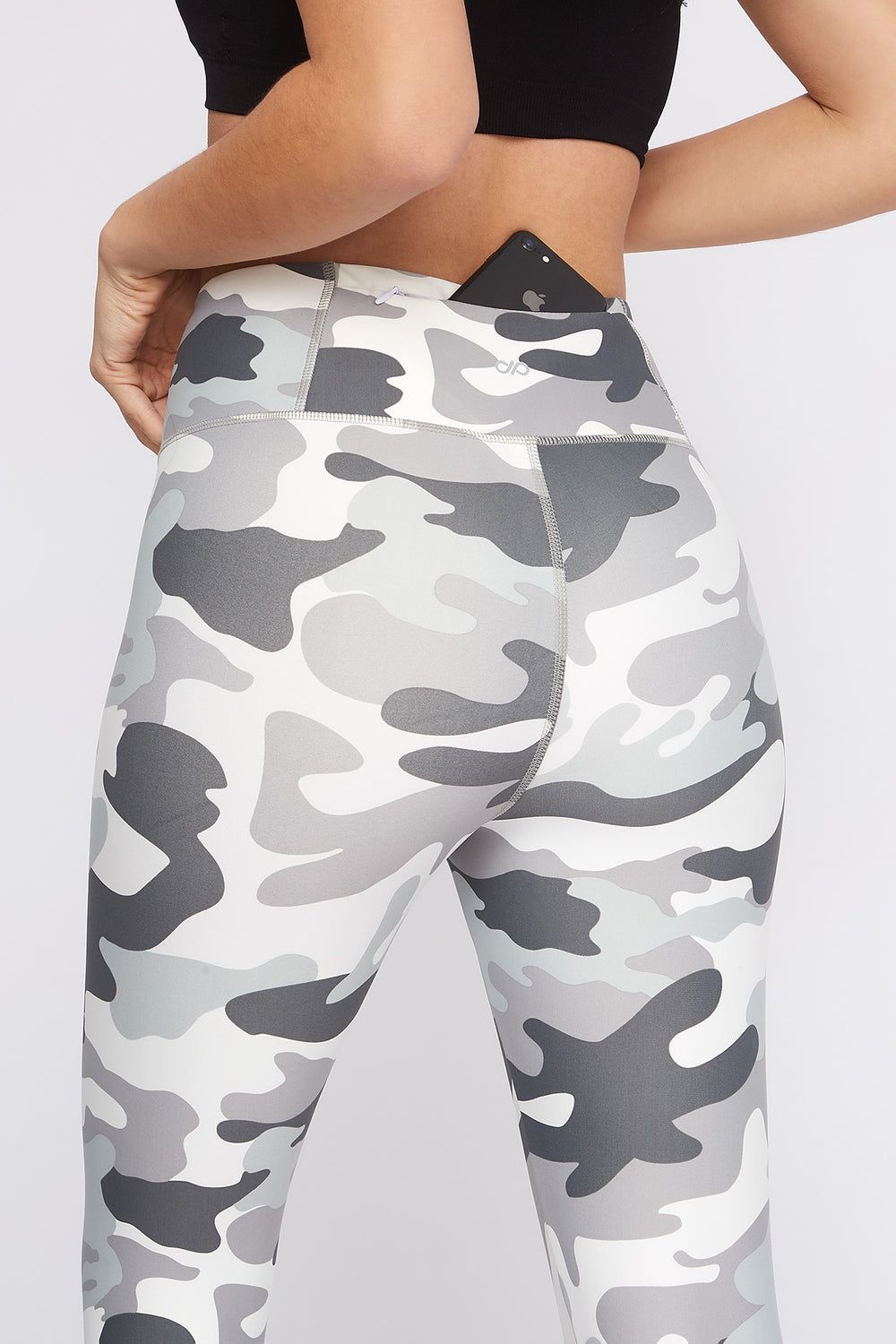 Infinite Camo High-Rise Active Legging Camouflage