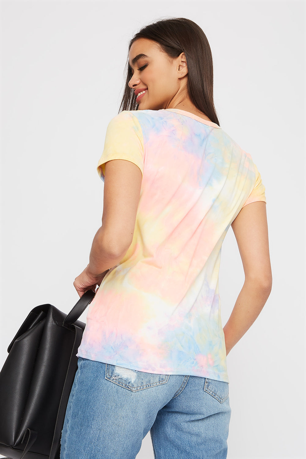 Graphic Soft T-Shirt Multi
