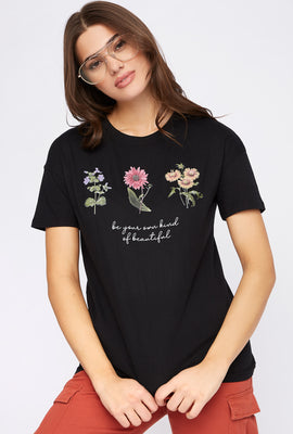 Camiseta Gráfica Be Your Own Kind Of Beautiful