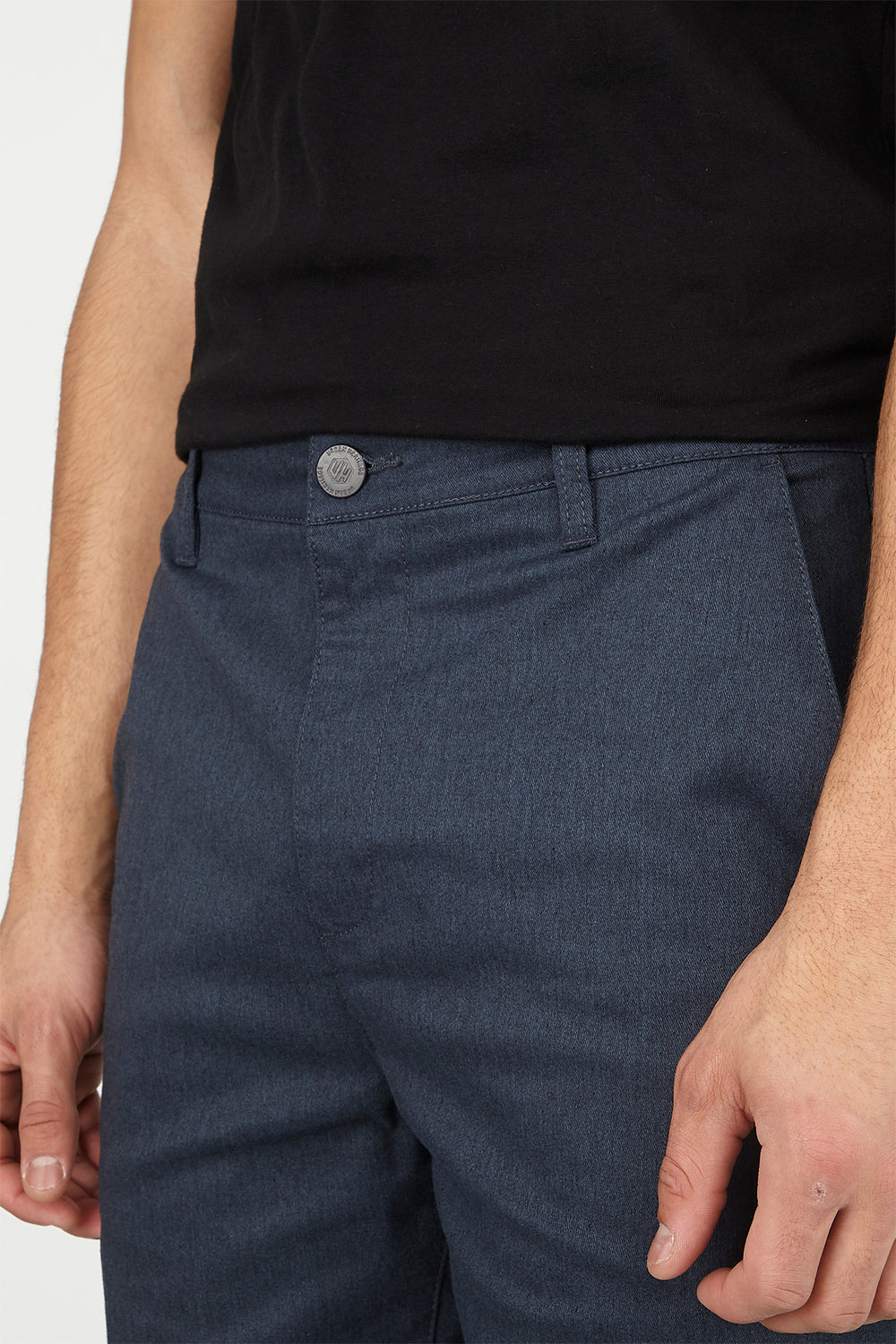 Solid Street Short Navy