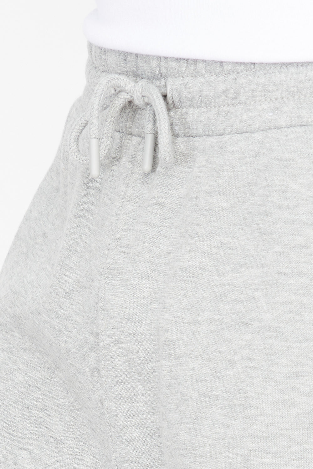 Fleece Everyday Basic Short Heather Grey