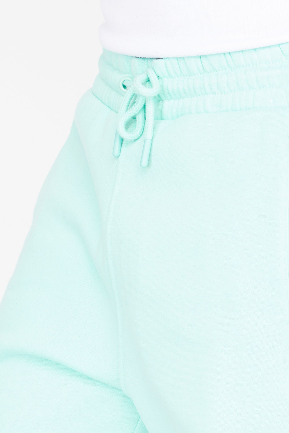 Fleece Everyday Basic Short Sage