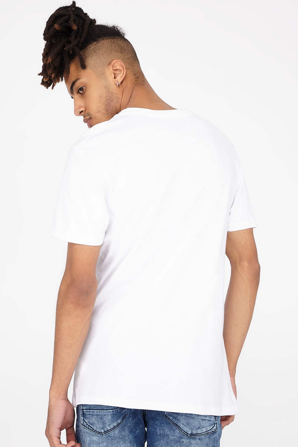 Endless Graphic T-Shirt White