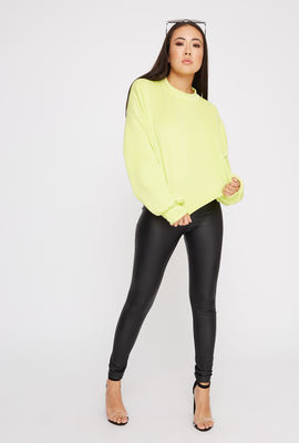 Scuba Dolman Long Sleeve