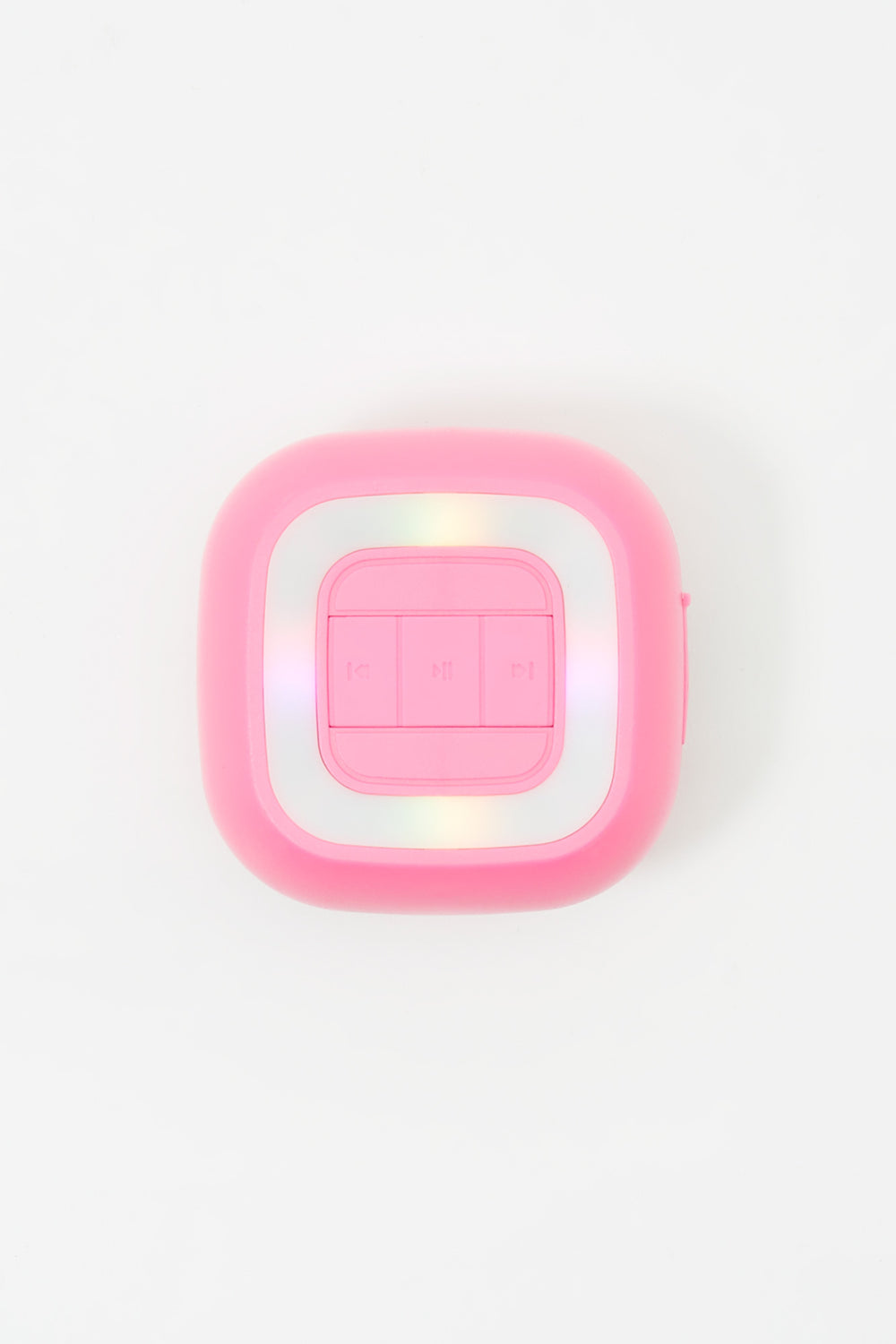 LED Bluetooth Shower Speaker Pink