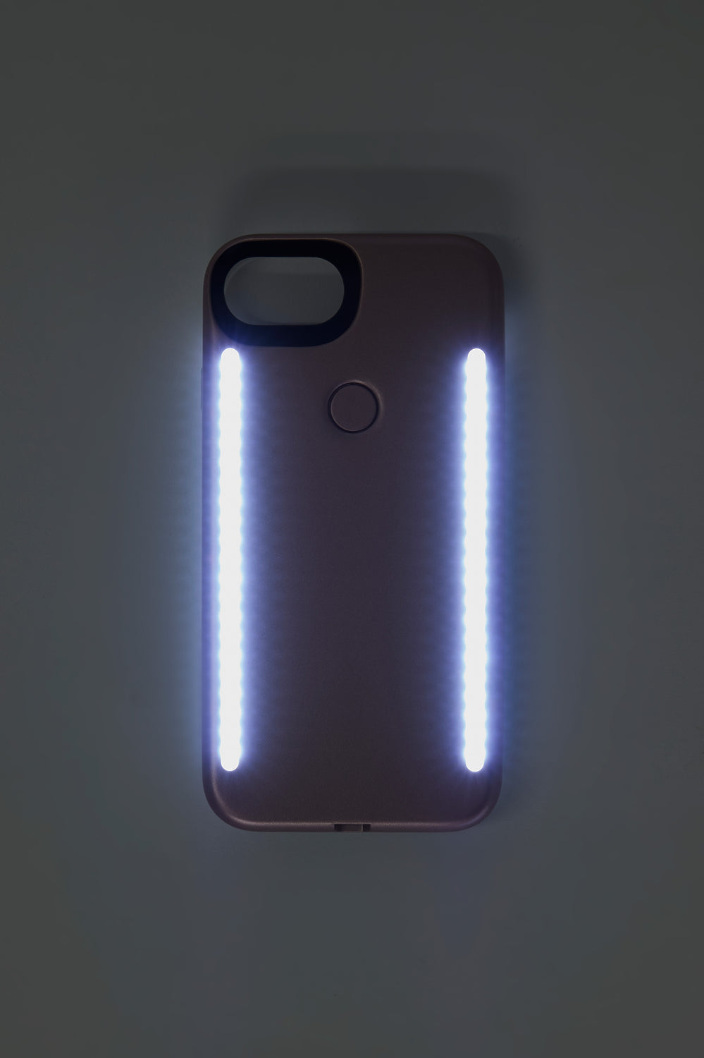 LED Light-Up iPhone 6/7/8 Case Bronze