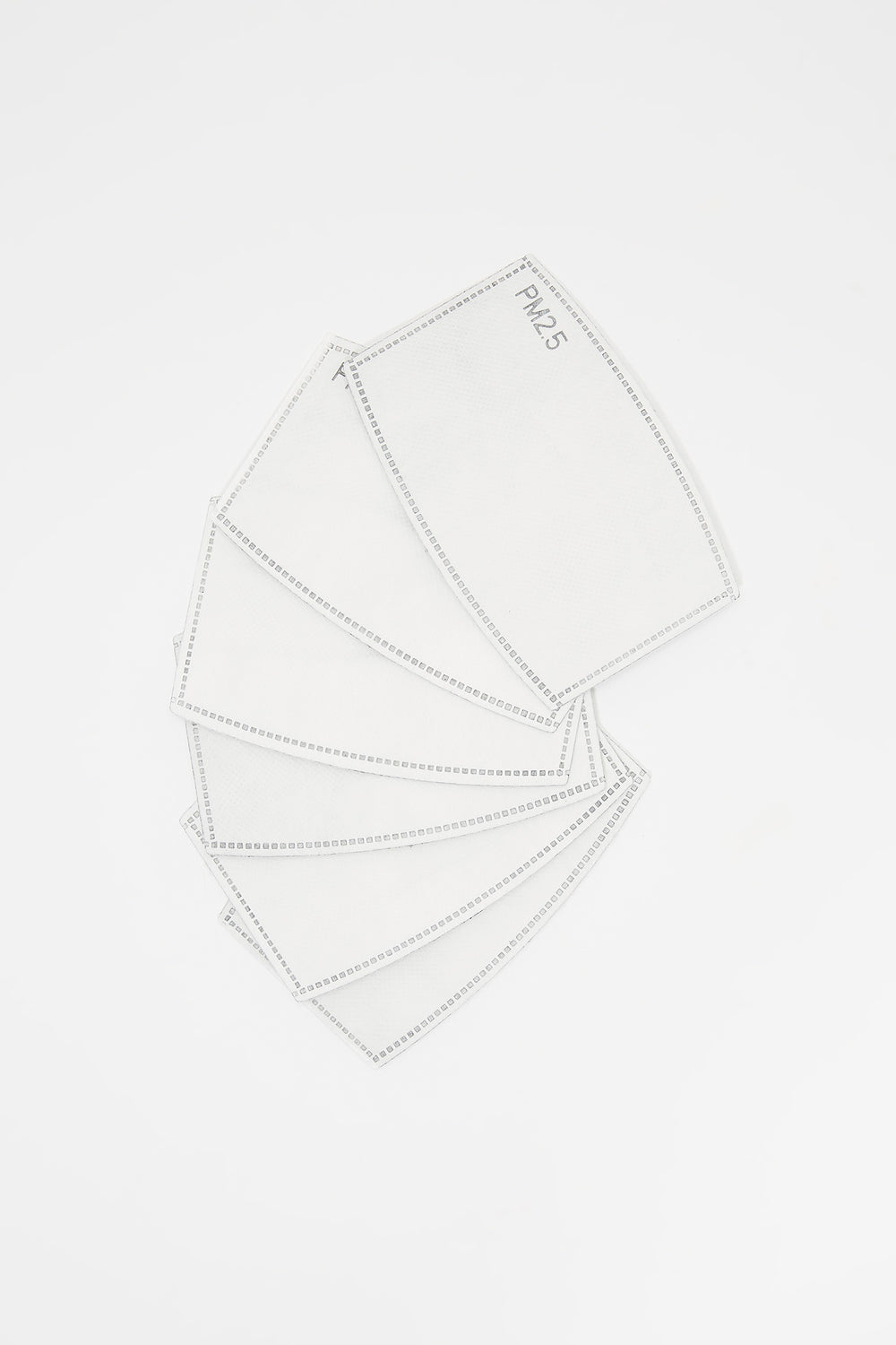 Replaceable Mask Filters (6 Pack) Multi