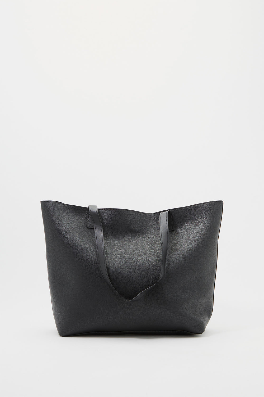 Reversible Tote Bag Black