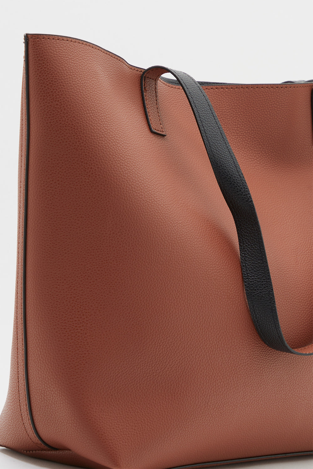Reversible Tote Bag Camel